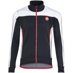 Castelli Mortirolo Reflex Jacket Men black/reflex